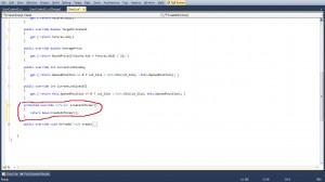 Рис4 - Переопределяем метод CreateInformer(), который на данном рисунке возвращает базовую реализацию.